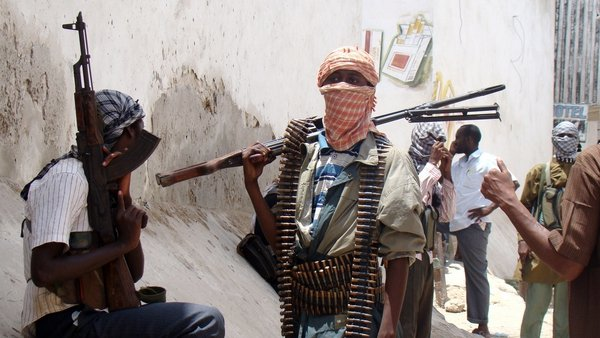 Terrorist group Al-Shabaab claimed that members of its martyrdom brigade carried out the attack