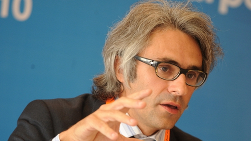 Pascal Saint-Amans said Ireland had helped the OECD in its attempts to close tax loopholes