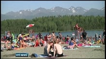 US state of Alaska experiences heatwave