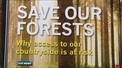 Sale of Coillte harvesting rights won't go ahead
