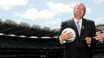 GAA president Liam O'Neill defends decision to schedule a Friday night game.