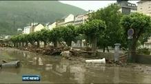 Flooding forces closure of Lourdes pilgrimage site