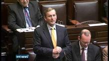 Kenny reiterates opposition to free vote on abortion legislation