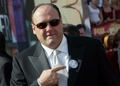 Death of American actor James Gandolfini