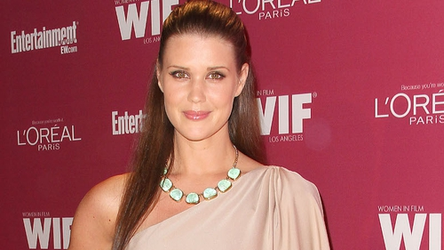 Sarah Lancaster is set to star opposite Robert Downey Jr. in The Judge