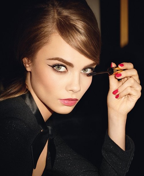 Cara Delevigne for YSL