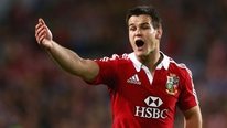 Jonathan Sexton speaks on his time with the Lions and his move to France
