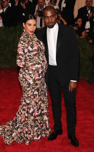 Kim and Kanye reportedly named their daughter North West