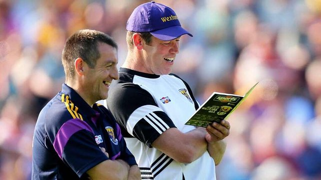 Wexford made six changes to a team that was originally announced to play Dublin