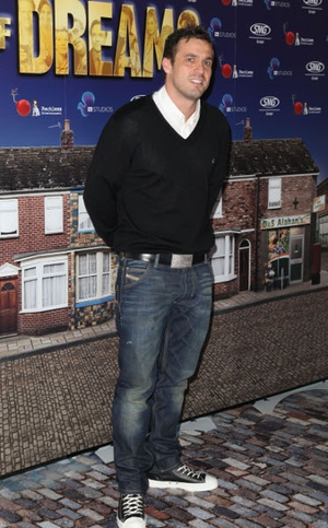Former Hollyoaks star Jamie Lomas revealed that he has landed a role in Eastenders