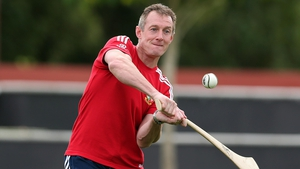 Assistant Coach Rob Howley in action