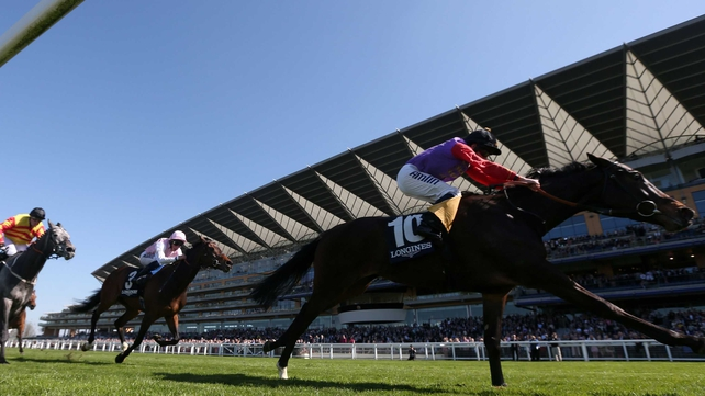 Michael Stoute's Estimate faces a big challenge in the Gold Cup at Royal Ascot