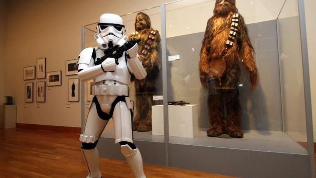 Star Wars Episode 7 set for December 2015 release