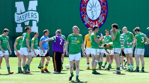 Leitrim cruised past New York in May, 4-19 to 0-07