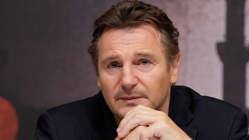 Liam Neeson said relatives of the Disappeared had endured decades of unthinkable torment