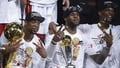 James stars as Miami Heat take title