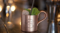 Vintage Cocktail Club's Moscow Mule - VCC have provided us with a selection of their best and exclusive cocktails