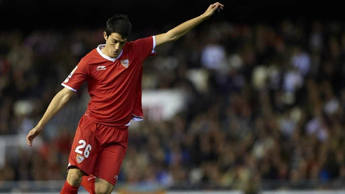 Luis Alberto looks set to join Liverpool