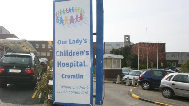 Our Lady's Children's Hospital Crumlin received a largely positive report