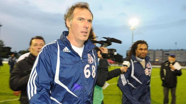 Laurent Blanc looks set to take over at the PSG