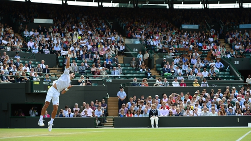Novak Djokovic is the one to beat at Wimbledon