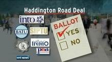 ASTI & TUI consider Haddington Road Agreement
