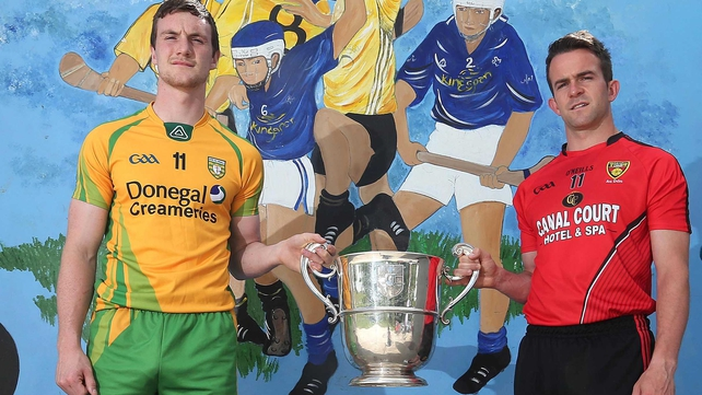 The All-Ireland champions aim to repeat their showing in last year's final