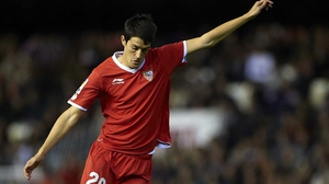 Luis Alberto joined Liverpool for £8m from Sevilla