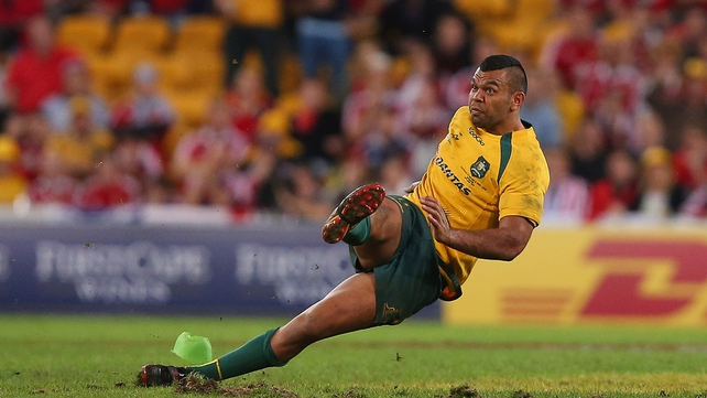 Kurtley Beale's time with the Rebels has been blighted by disciplinary problems