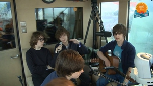 The Strypes stop by at Sea Sessions for a chat about their crazy year