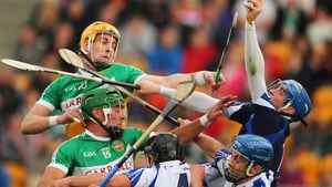 Waterford keeper Stephen O'Keeffe claims a high ball during their All-Ireland qualifier win against Offaly in Tullamore