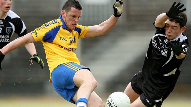 Diarmuid Murtagh scored Roscommon's goal