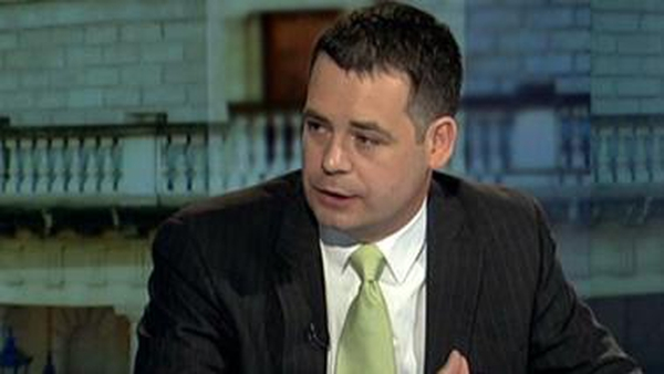 Pearse Doherty said his party believed that the future of the Seanad should have been referred to the Constitutional Convention