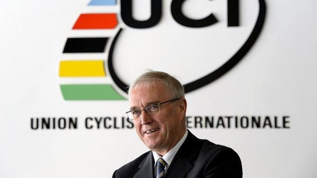 Pat McQuaid believes that under his stewardship doping in cycling is a fight they are starting to win