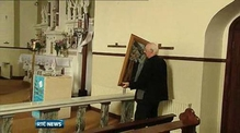 Investigation following theft of valuable church paintings