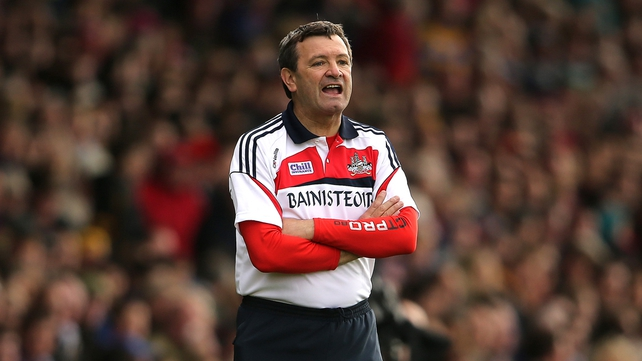 Jimmy Barry-Murphy: 'Psychologically, it's important to get promoted'