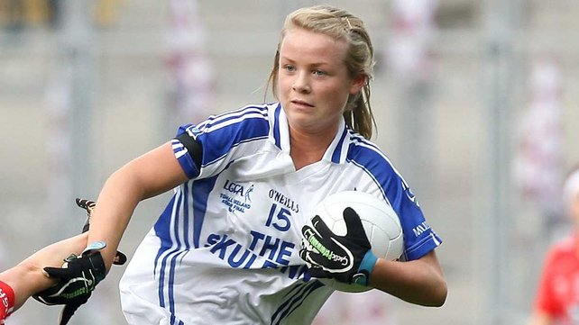 Caoimhe Mohan's goal helped Monaghan overcome Donegal