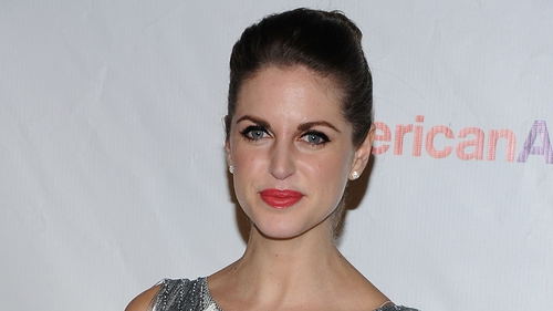 """Amy Huberman: """"I have started the new year with auditions and writing, because we really want to bring Bolt to the next level"""""""