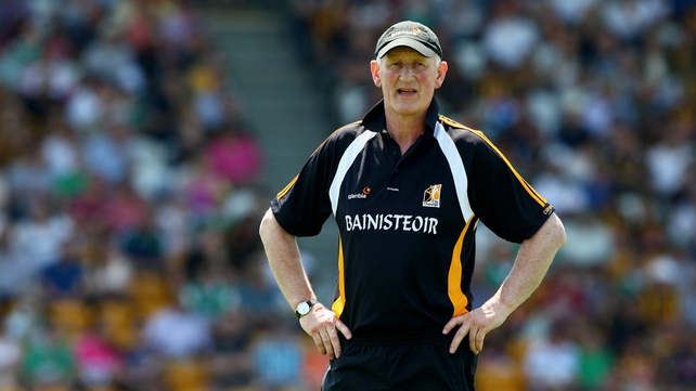 Brian Cody has won nine All-Ireland titles as Kilkenny boss