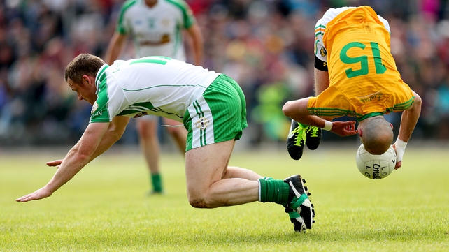 Leitrim will hope to get past Armagh after losing narrowly to London