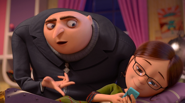 A charming and sentimental story invoving Gru's eldest daughter and her first love will tug at the heartstrings of every parent