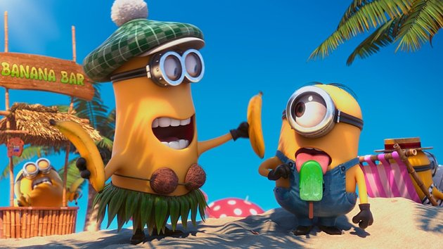 Fans of Despicable Me 2 will have to wait nearly four more years for its follow-up