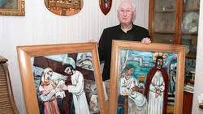 Church Art Theft