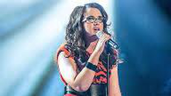UK Voice Winner Andrea Begley