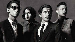 Arctic Monkeys play a sold-out gig in Marlay Park, Dublin tonight