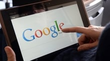 Investigators probed Google's offices in central Paris early this morning