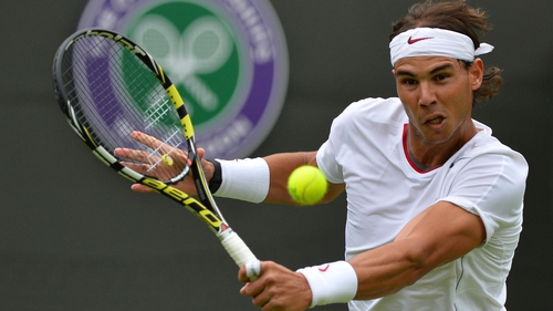 Rafael Nadal suffered a shock first round defeat to the unheralded Steve Darcis