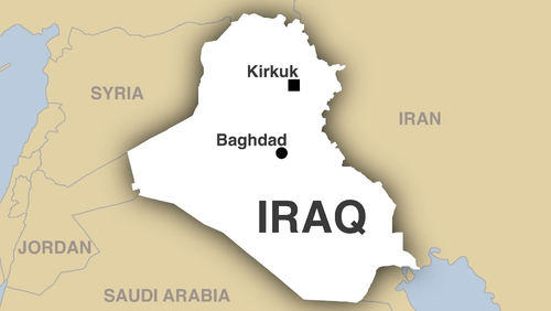 Series of car bomb explosions across the Iraqi capital
