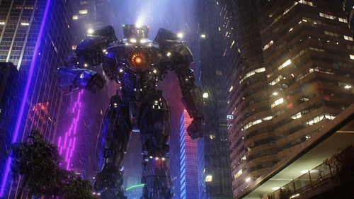 Pacific Rim, Cert 12A, is in cinemas on July 12