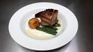 Lusk Cider Glazed Belly of Pork - Maia Dunphy, Aengus MacGrianna & Conor Pope serve up glazed belly of pork on a bed of